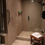 Float Shower